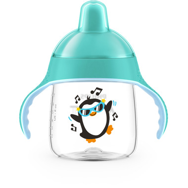 Philips AVENT My Little Sippy Cup 9oz Teal