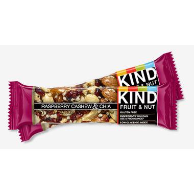 KIND Bars Raspberry Cashew & Chia