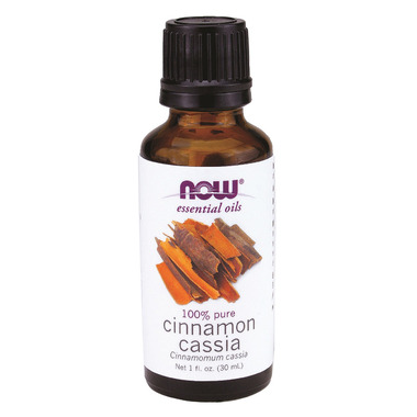 NOW Essential Oils Cinnamon Cassia Oil