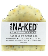 Buck Naked Soap Company Gardener's Scrub Bar Soap