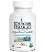 Nova Scotia Organics Passionflower Tablets