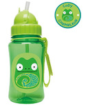 Skip Hop Zoo Straw Bottle Chameleon