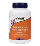 NOW Foods Caprylic Acid