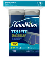 GoodNites Tru-Fit Real Underwear For Boys