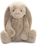 Jellycat Bashful Really Big Bunny Beige