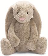 Jellycat Bashful Really Big Bunny Beige