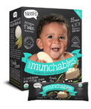 Nosh Baby Munchables Organic Teething Wafers