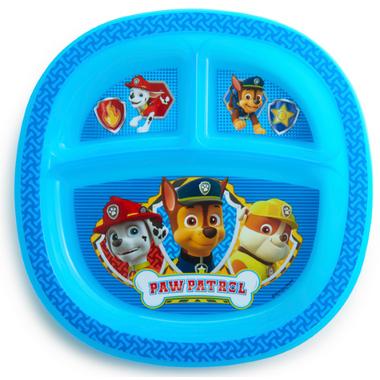 Munchkin x PAW Patrol Plates