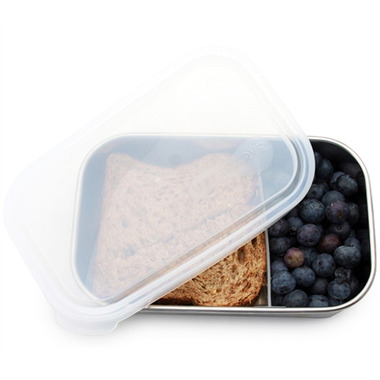 U-Konserve Rectangle Container with Divider