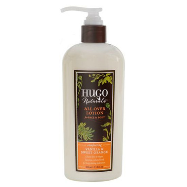 Hugo Naturals Vanilla & Sweet Orange All Over Lotion