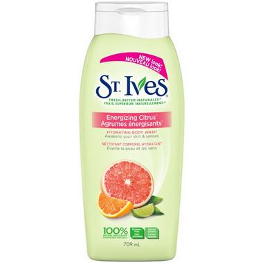 St. Ives Body Wash Energizing Citrus