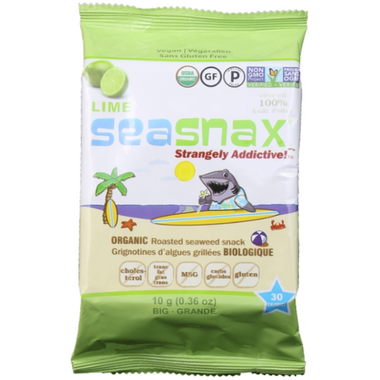 Sea Snax Big Grab & Go Organic Pack