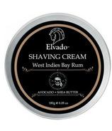 Elvado Classic West Indies Bay Rum Shave Cream
