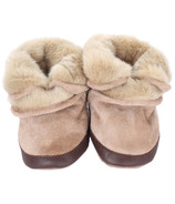 Robeez Cozy Ankle Bootie Taupe