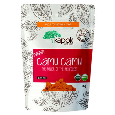 Kapok Naturals Camu Camu Powder