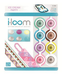 Style Me Up i-Loom Theme Bracelet Kit Ice Cream Party