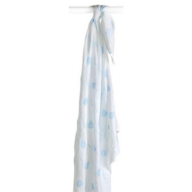 Lulujo Baby Muslin Cotton Swadding Blanket