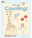 Sophie The Giraffe Let's Get Counting Book