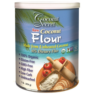 Coconut Secret Raw Coconut Flour