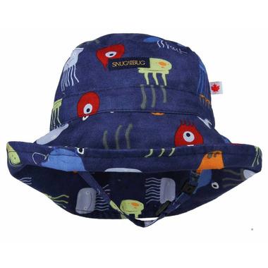 Snug As A Bug Adjustable Sun Hat PB & Jelly Fish