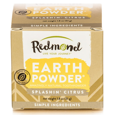 Redmond Earthpowder Splashin\' Citrus