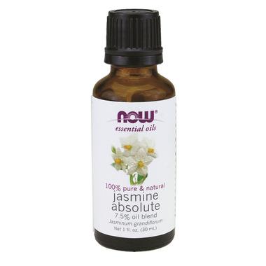 NOW Essential Oils Jasmine Oil Blend