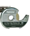 3M Highland Crystal Clear Transparent Tape