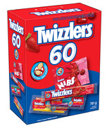 Twizzlers 60 Snack Packs