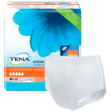 TENA Protective Ultimate Underwear Extra Large