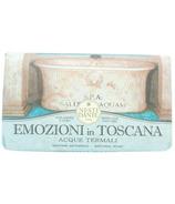 Nesti Dante Emozioni in Toscana Acque Termali Soap