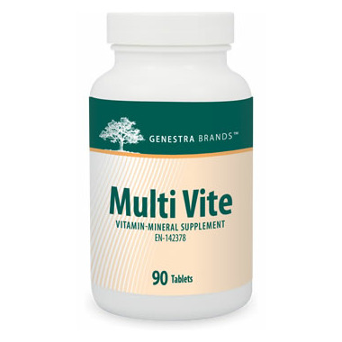 Genestra Multi Vite Vitamin-Mineral Supplement