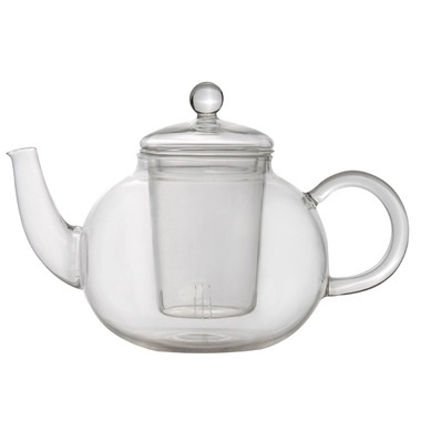 BergHOFF Studio Glass Tea Pot 1.1 Quart