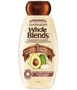 Garnier Whole Blends Avocado Oil Shea Butter Nourishing Shampoo