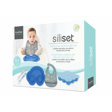 Kushies Siliset All-in-One Silicone Gift Set Boy