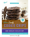 HannahMax Crunchy Cookie Chips Dark Chocolate Chip