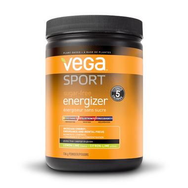 Vega Sport Lemon Lime Sugar-Free Energizer