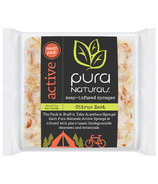 Pura Naturals Active Soap Infused Sponge Lemon Zest