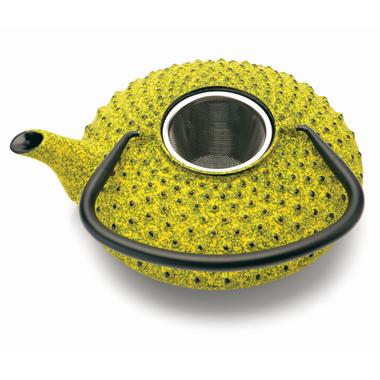 BergHOFF Cast Iron Teapot Citron