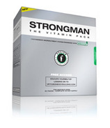 Fusion Bodybuilding STRONGMAN Vitamin Packs