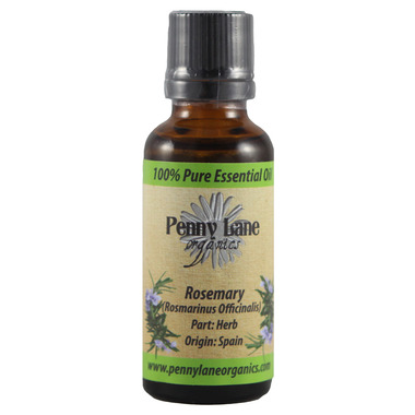 Penny Lane Organics Rosemary Essential Oil