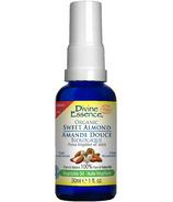 Divine Essence Organic Sweet Almond Oil