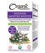 Organic Traditions Shatavari Smoothie Booster