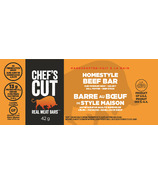 Chef's Cut Beef Bar Homestyle