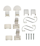 Qdos Furniture Tip Over Kit White