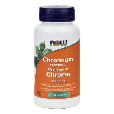 NOW Foods Chromium Picolinate