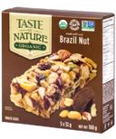 Taste of Nature Organic Food Bars