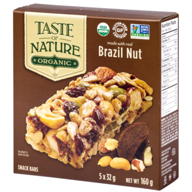 Buy taste of nature organic food bars at free for Food bar t zone
