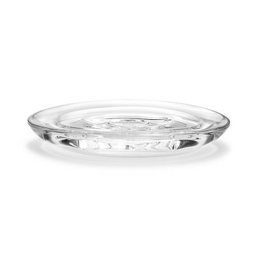 Umbra Droplet Soap Dish Clear