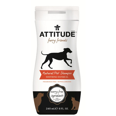 ATTITUDE Natural Pet Shampoo Soothing Oatmeal