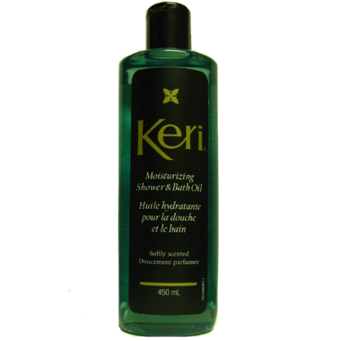 Keri Moisturizing Shower And Bath Oil